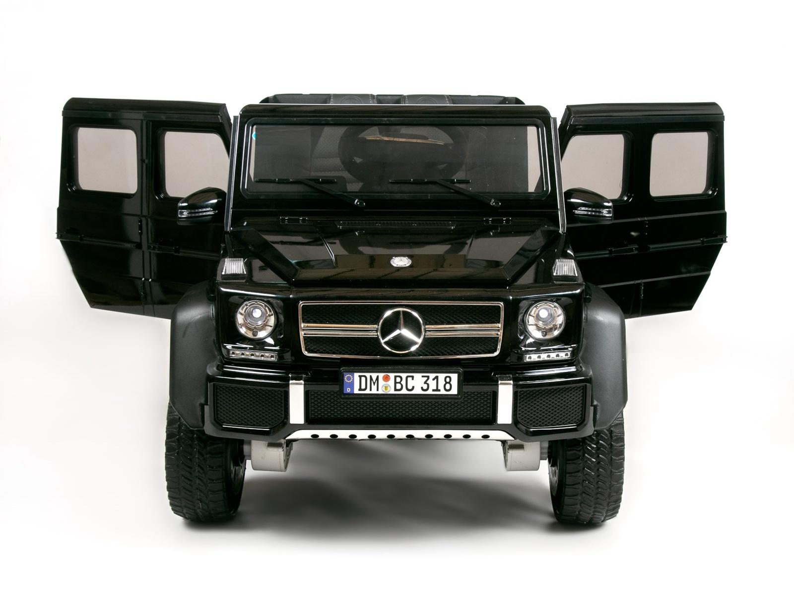 Электромобиль BARTY Mercedes-Benz G63 AMG 4WD шестиколесный
