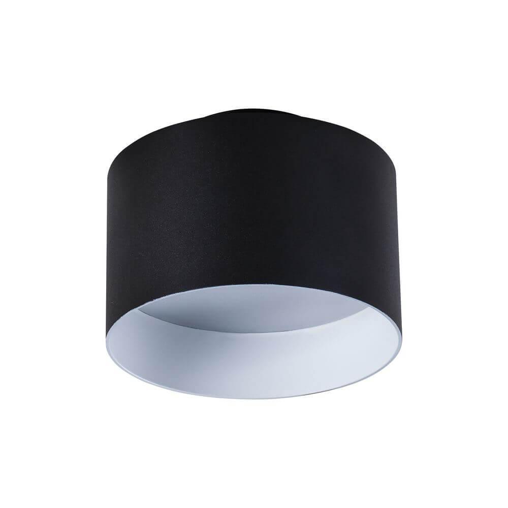 Накладной светильник Maytoni C009CW-L16B, LED, 16 Вт накладной светильник planet c009cw l16w