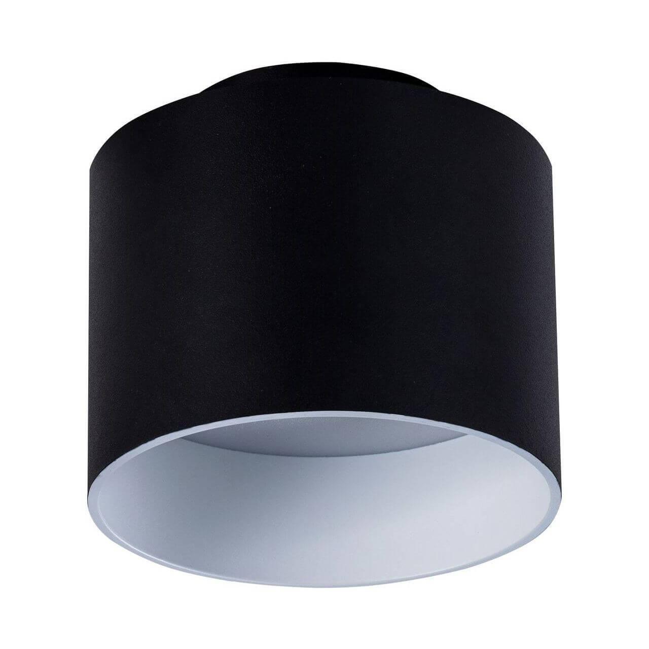 Накладной светильник Maytoni C009CW-L12B, LED, 12 Вт накладной светильник planet c009cw l16w