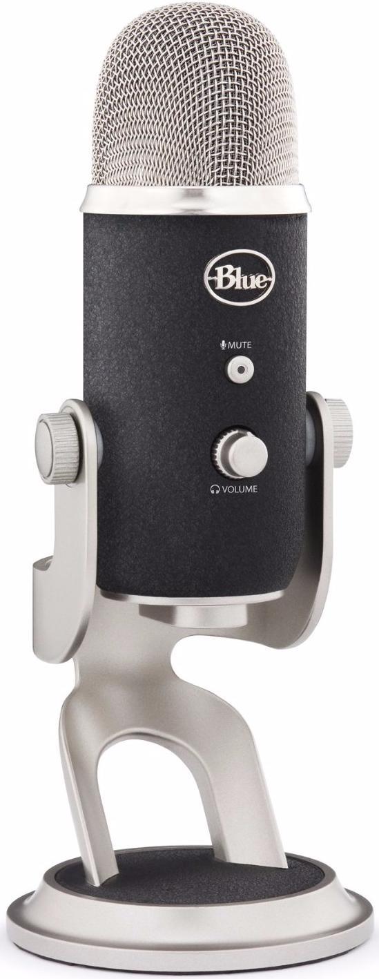 Конденсаторный микрофон Blue Microphones Yeti Pro Studio