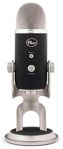 Микрофон USB Blue Microphones Yeti PRO - для Mac