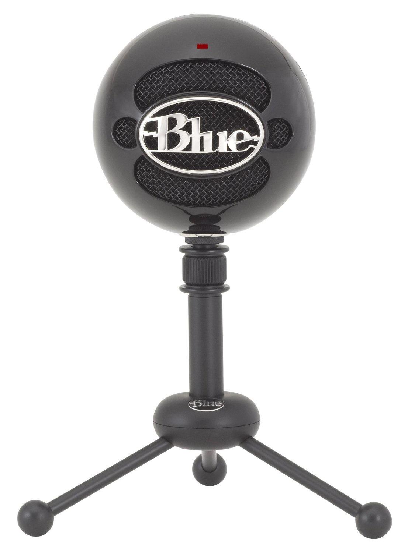 Конденсаторный микрофон Blue Microphones Snowball Studio студийный микрофон behringer c 2 studio condenser microphones