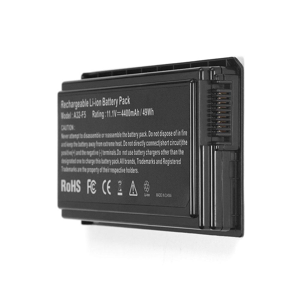Аккумулятор для ноутбука Asus F5M, F5N, F5Sr, F5Z, F5RI, F5SL, F5VI, F5VL, X5, X50C, X50M Series 11.1V 4400mAh PN: A32-X50, 90-NLF1B2000Y аккумулятор 4parts lpb m70 для asus f70 g71 g72 m70 n70 n90 pro70 x71 x72 series 11 1v 4400mah