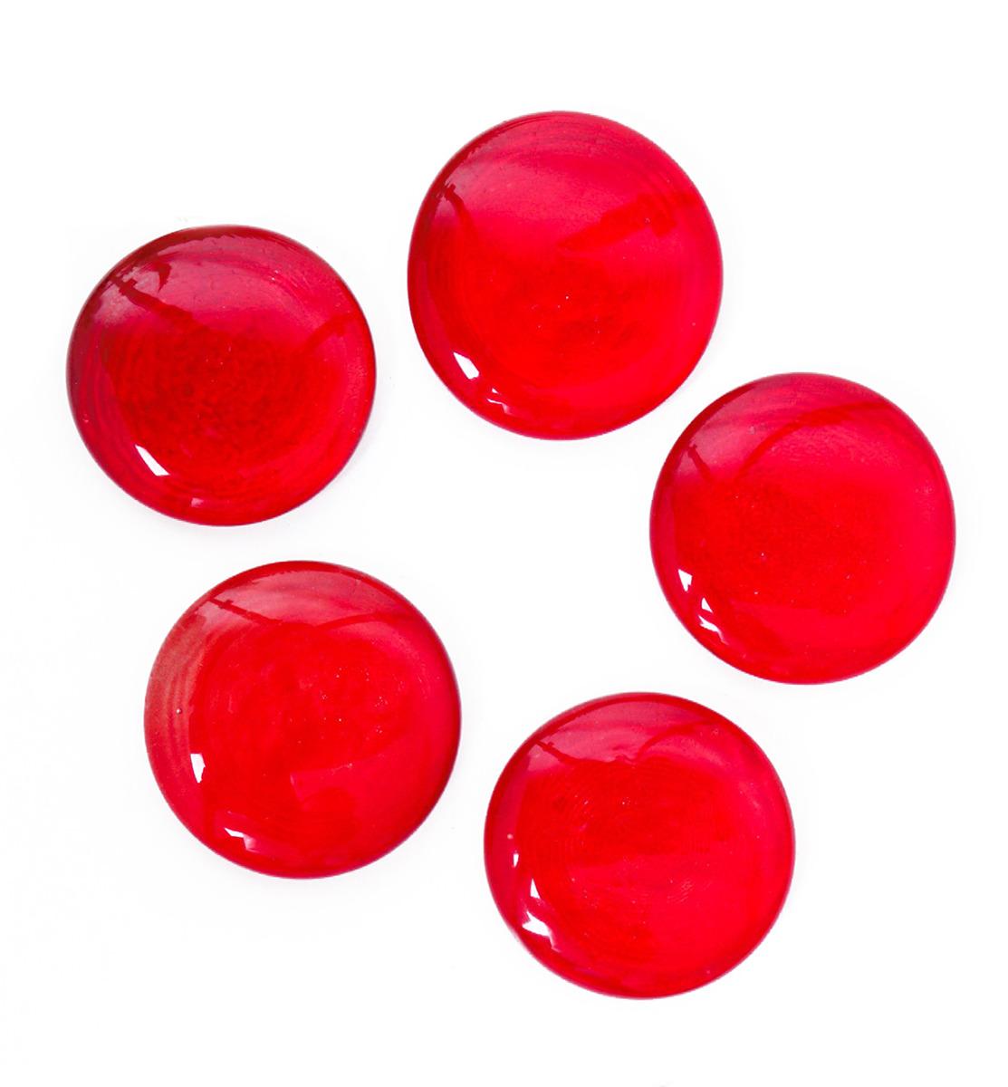 Декоративный наполнитель Evis Эльвинги, мелкие, 4048629, красный, 20 шт стоимость