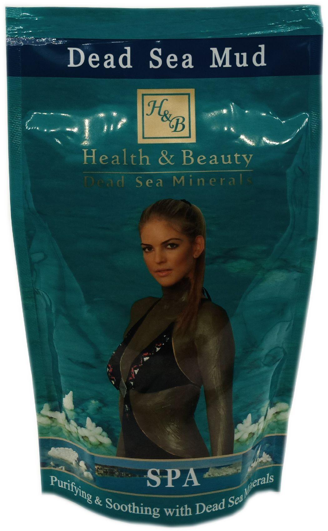 Грязь Мертвого моря Health & Beauty, 600г