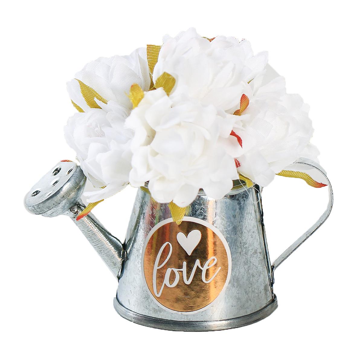 Цветочный комплимент Арт Узор Тебе от всей души, 3909437, белый маркус мария михайловна от всей души с любовью