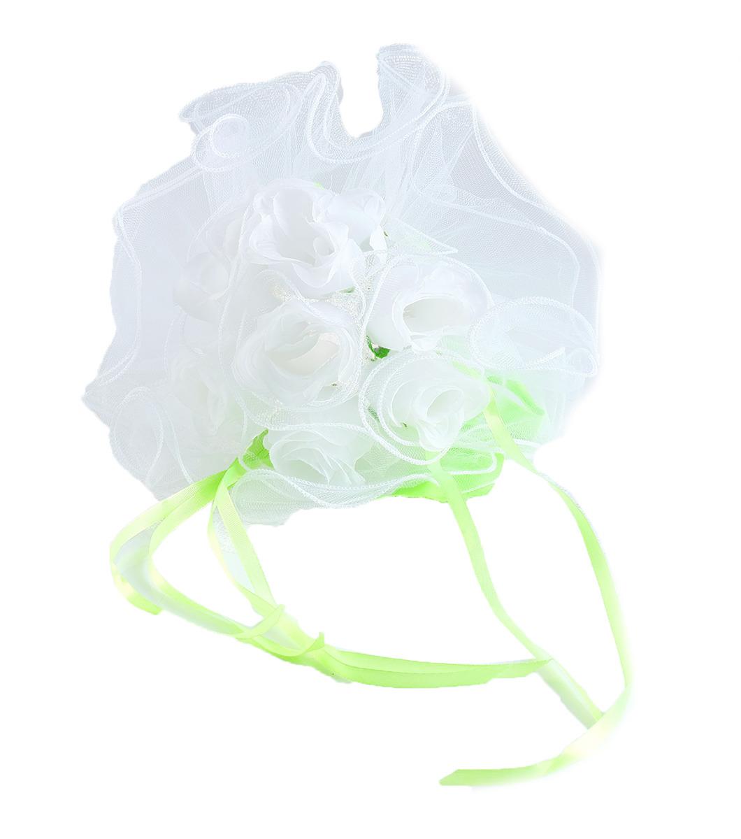 """Букет невесты """"Каприз"""", 2569676, зеленый"""