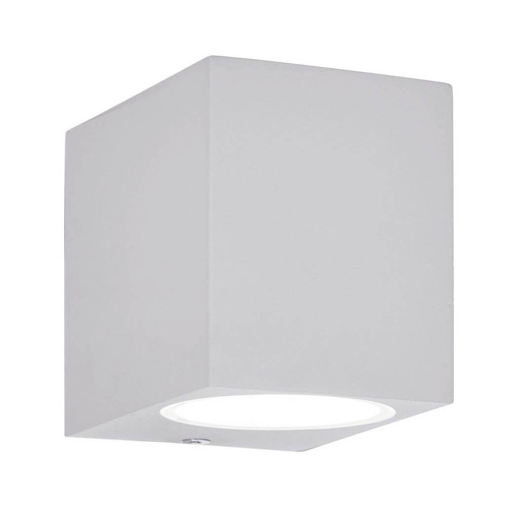 Уличный светильник Ideal Lux Up AP1 Bianco, G9 ideal lux настенный светильник ideal lux puzzle ap1 bianco