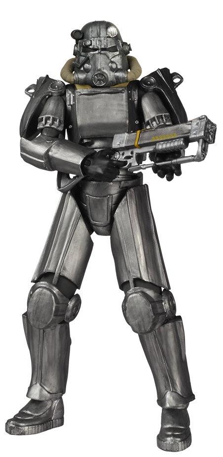 Фигурка Fallout Legacy Collection - Power Armor (15 см)