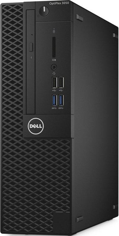 Системный блок Dell Optiplex 3050 SFF, 3050-8130, черный цены