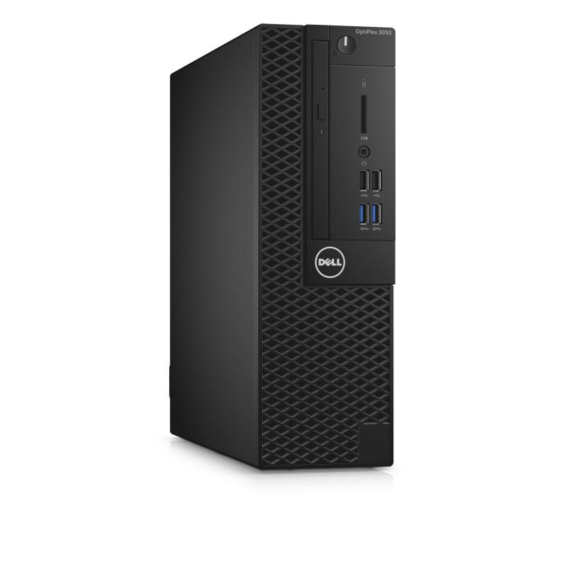 Системный блок Dell Optiplex 3050 SFF, 3050-6348, черный системный блок dell optiplex 5050 sff 5050 6988 черный