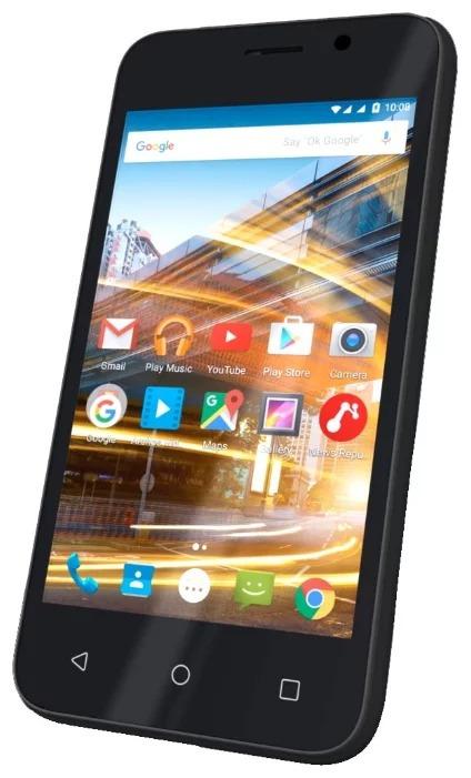 Смартфон Archos 40 Neon 0,5/8GB, черный Archos