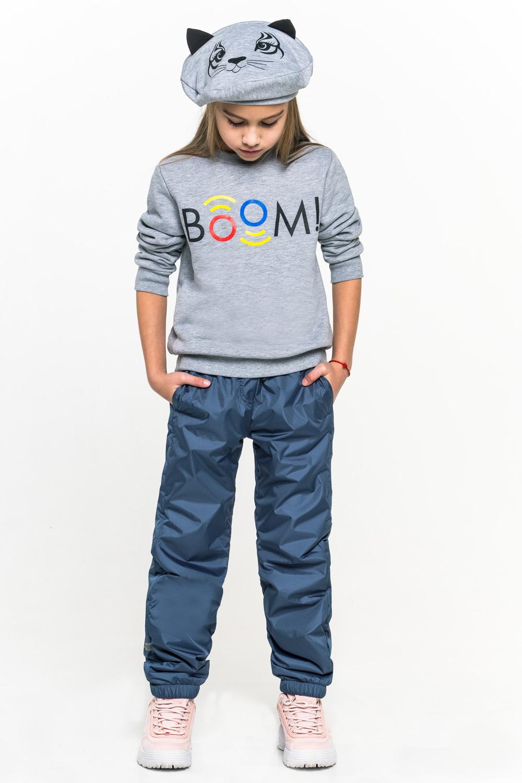 Брюки утепленные Boom! брюки утепленные boom boom bo051ebdzux8