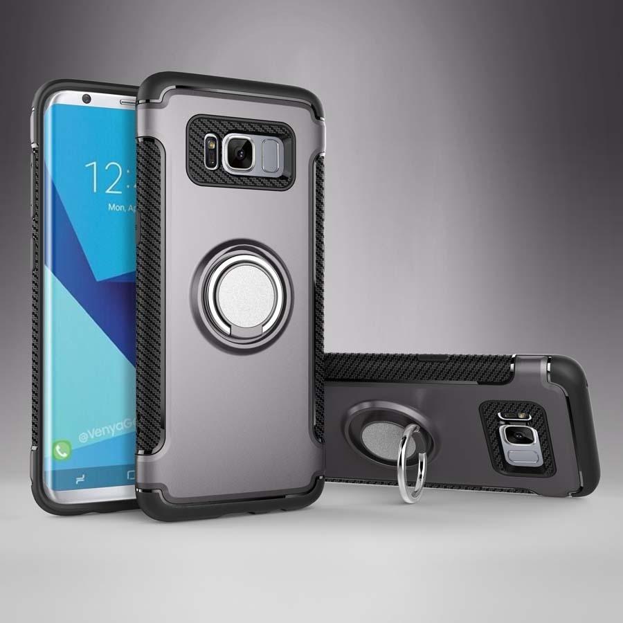 Противоударный чехол для телефона iPhone, Samsung, Huawei для samsung galaxy s6 чехлы роскошный смарт ответ кожаный флип силиконовый чехол для samsung s4 s5 mini note capa 3 4 5 shell cover 2