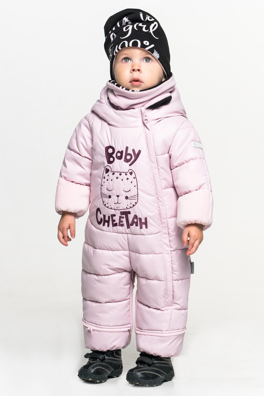 Комбинезон утепленный Boom! комбинезон утепленный для новорожденного boom вариант 2 цвет молочный 90011 bom размер 68 6 месяцев
