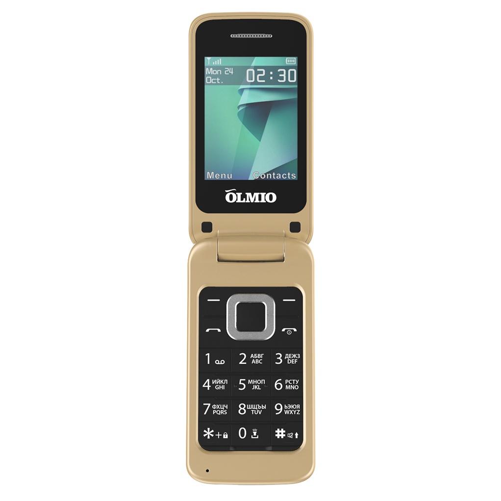 Мобильный телефон Olmio F18 Телефон - раскладушка цена и фото