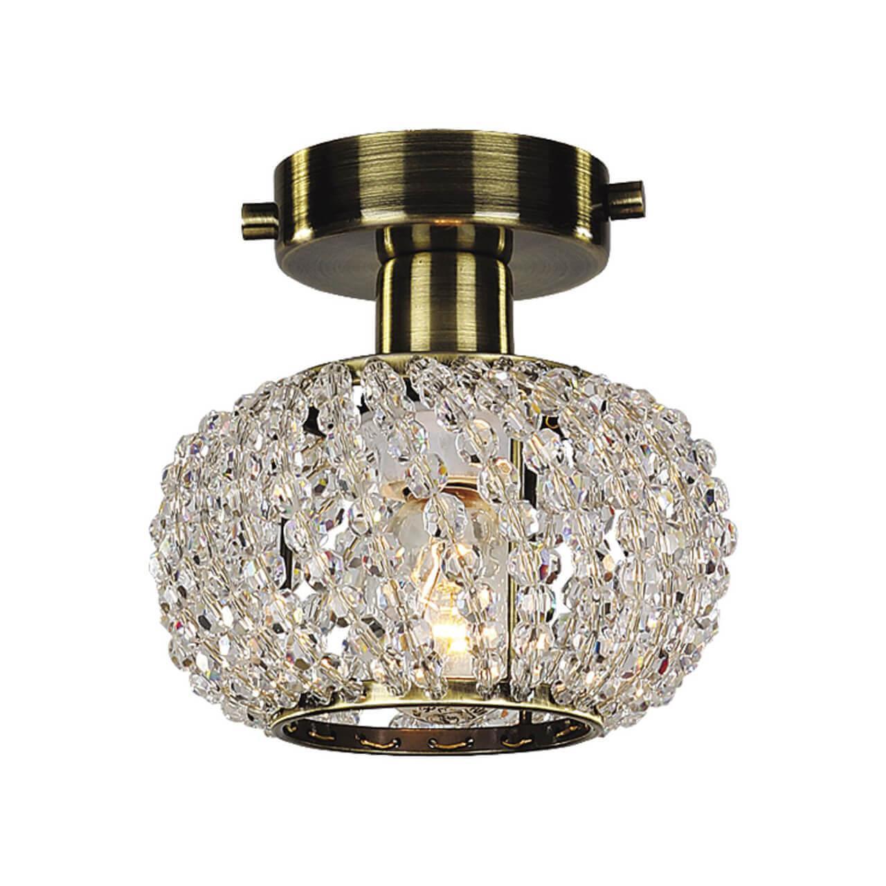купить Потолочный светильник Favourite 1391-1U, E14, 40 Вт по цене 4070 рублей