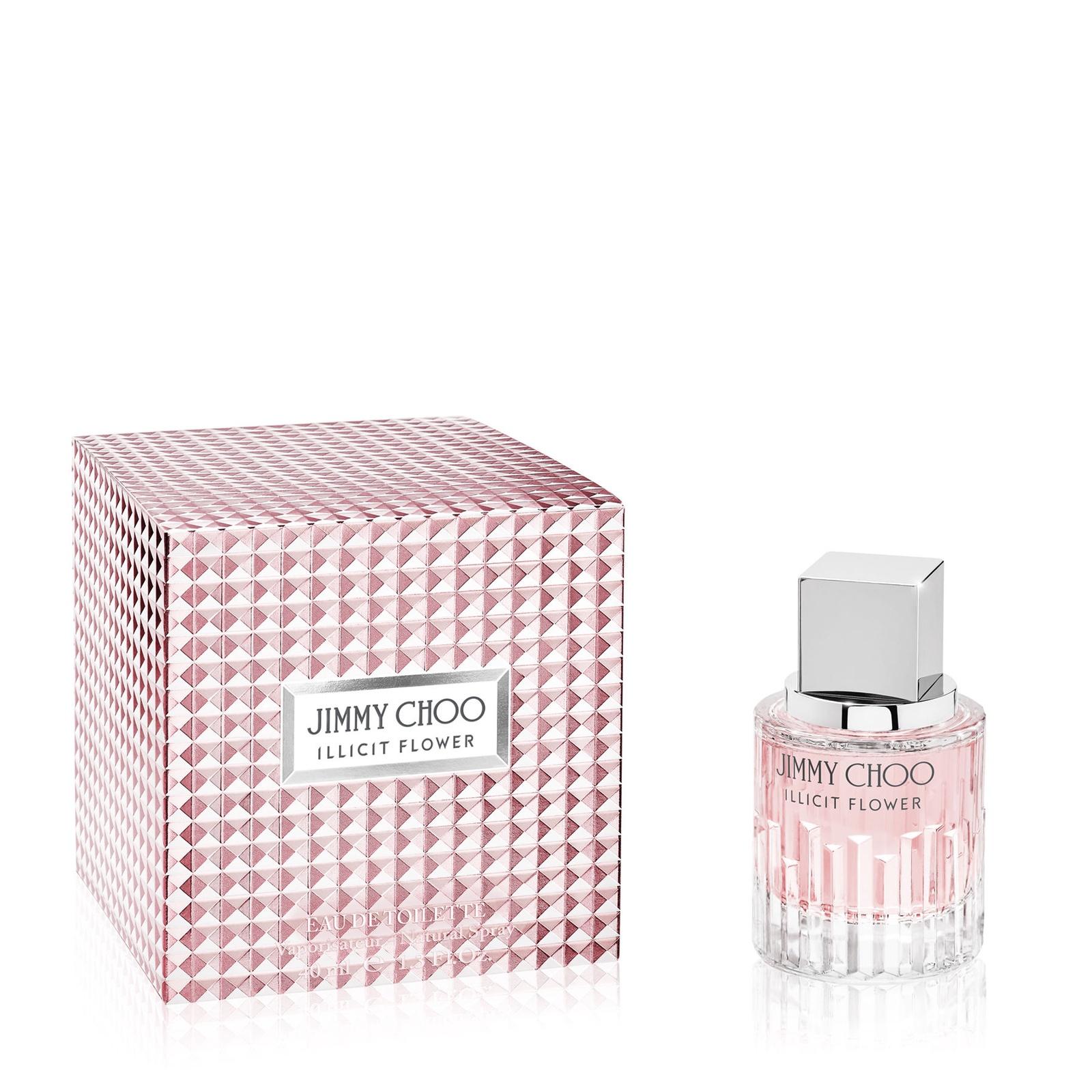 Jimmy Choo Illicit Flower.парфюмерная вода женская 40 мл. 40 мл