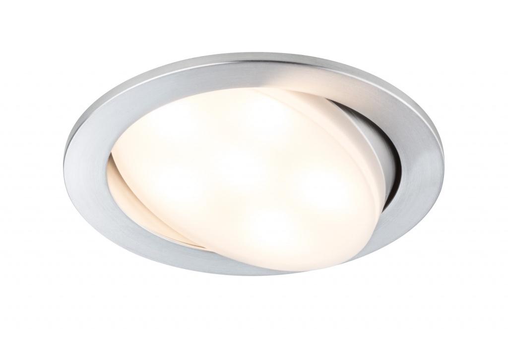 Встраиваемый светильник Prem EBL Set Daz LED 3x6W Alu drilled spec r r1 alu shocks set