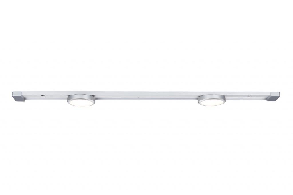 Светильник Track Basiss. 56,5cm 2x5W LED Alu светильник donolux sa1541 sa1543 alu
