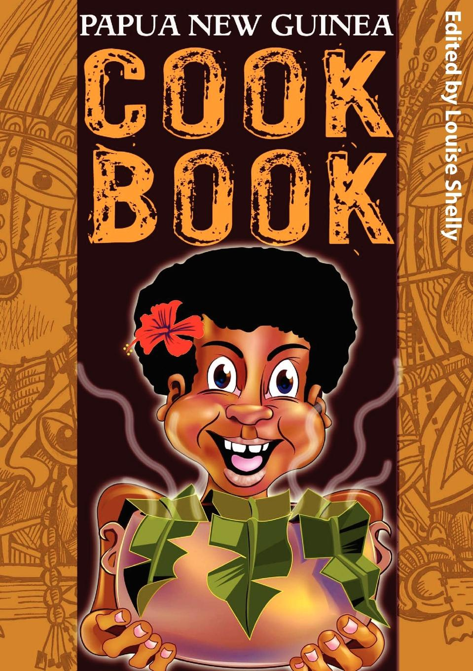 Papua New Guinea Cook Book футболка png