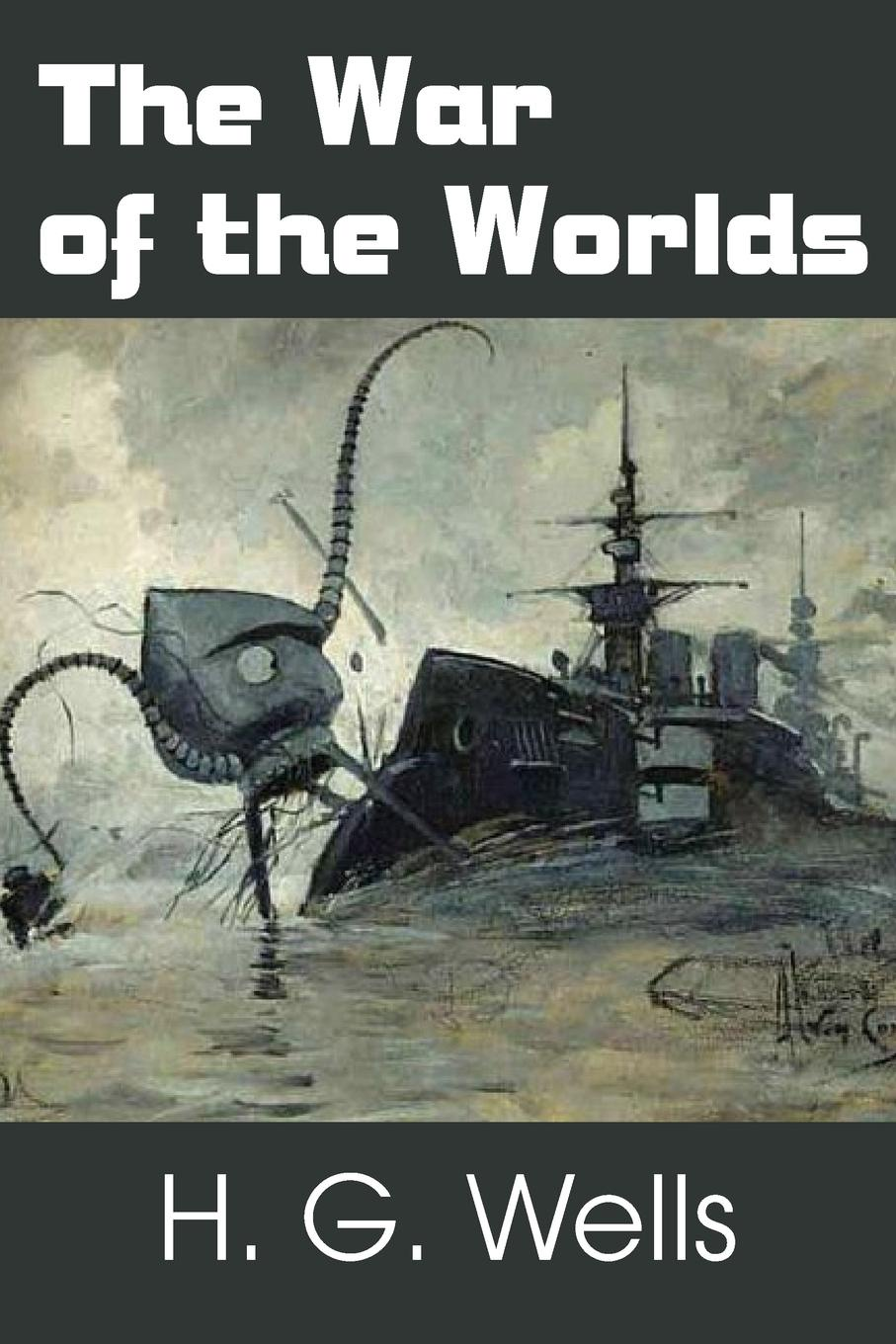 H. G. Wells The War of the Worlds meet the martians easystarts cd rom