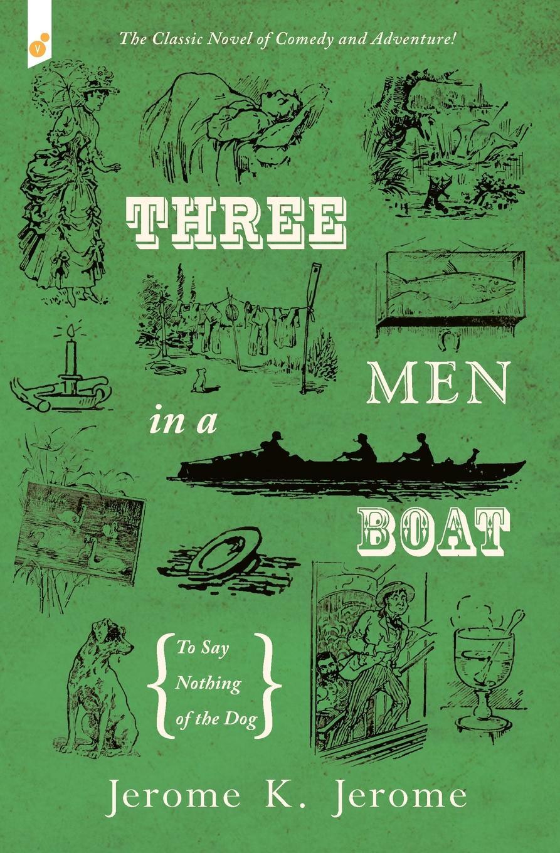 цены на Jerome K Jerome Three Men in a Boat. To Say Nothing of the Dog  в интернет-магазинах