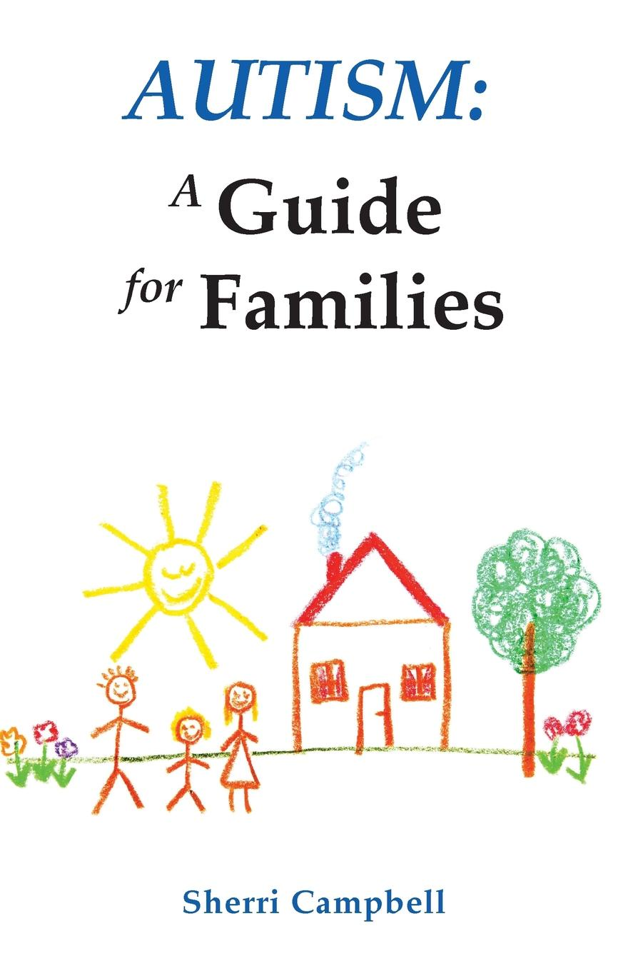 Sherri Campbell Autism. A Guide for Families wear blue for autism