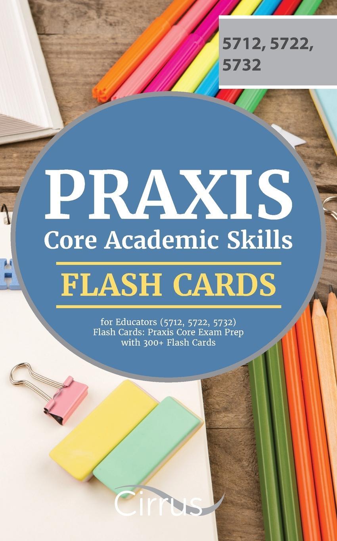 Praxis Core Exam Prep Team, Cirrus Test Prep Praxis Core Academic Skills for Educators (5712, 5722, 5732) Flash Cards. Praxis Core Exam Prep with 300+ Flash Cards waterproof wooden cirrus pattern wall hanging tapestry