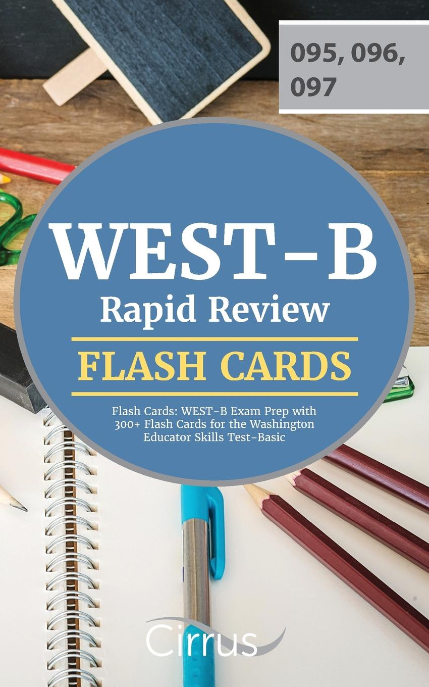 WEST-B Basic Exam Prep Team, Cirrus Test Prep WEST-B Rapid Review Flash Cards. WEST-B Exam Prep with 300+ Flash Cards for the Washington Educator Skills Test-Basic waterproof wooden cirrus pattern wall hanging tapestry