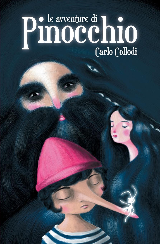 Carlo Collodi Le avventure di Pinocchio carlo collodi pinocchiova dobrodruzstvi