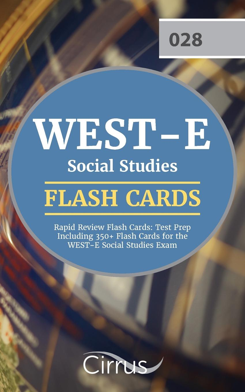 WEST-E Social Studies Exam Prep Team WEST-E Social Studies Rapid Review Flash Cards. Test Prep Including 350+ Flash Cards for the WEST-E Social Studies Exam waterproof wooden cirrus pattern wall hanging tapestry