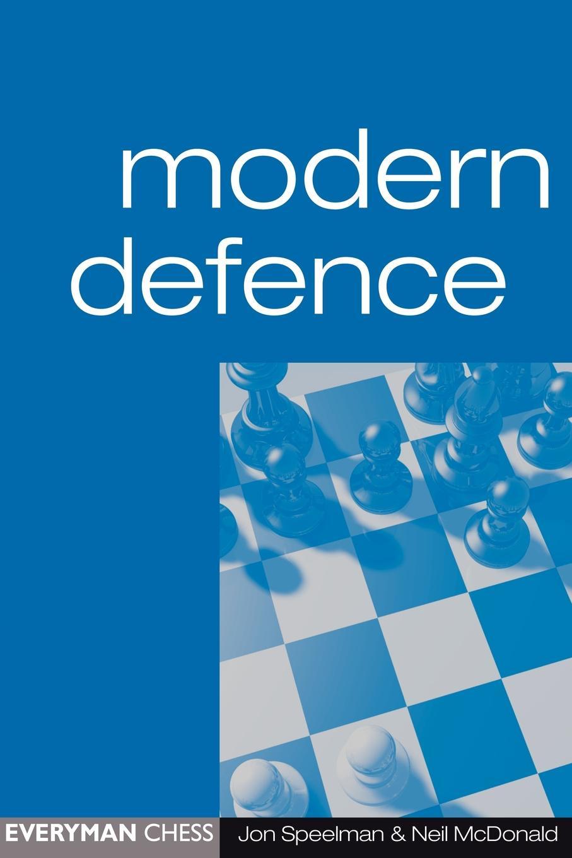 Jon Speelman, Neil McDonald, Eelman Modern Defence