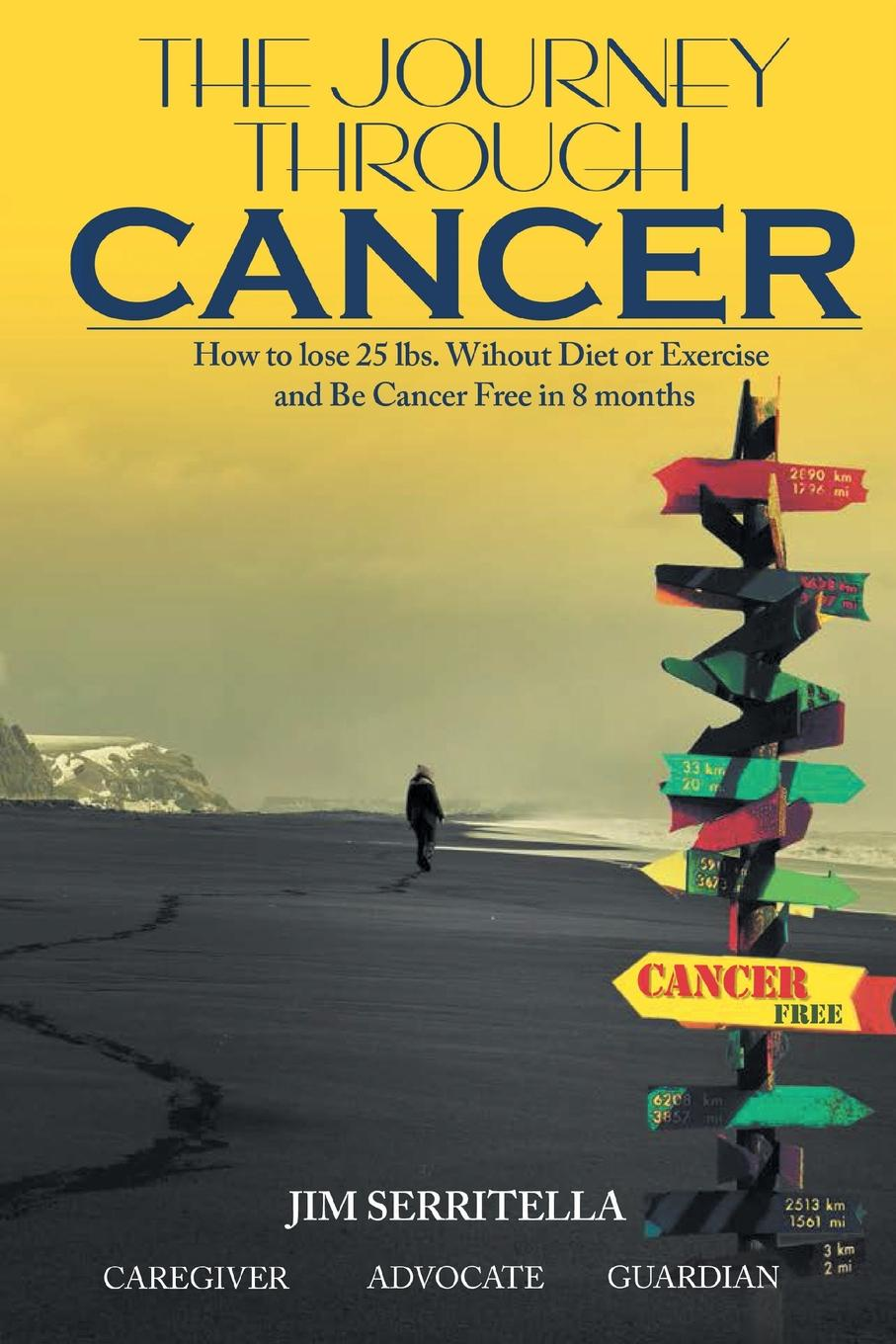 Jim Serritella The Journey Through Cancer How to Lose 25 lbs. Without Diet or Exercise and be Cancer Free in 8 Months characterization of microparticles for lung cancer delivery