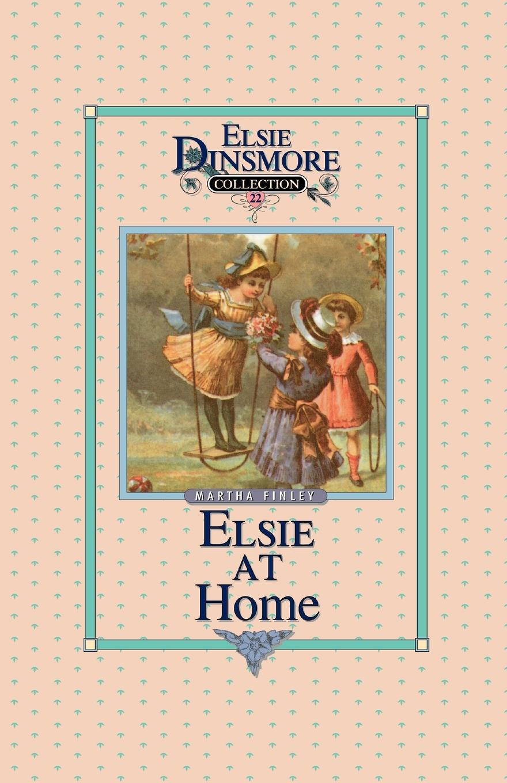 лучшая цена Martha Finley Elsie at Home, Book 22