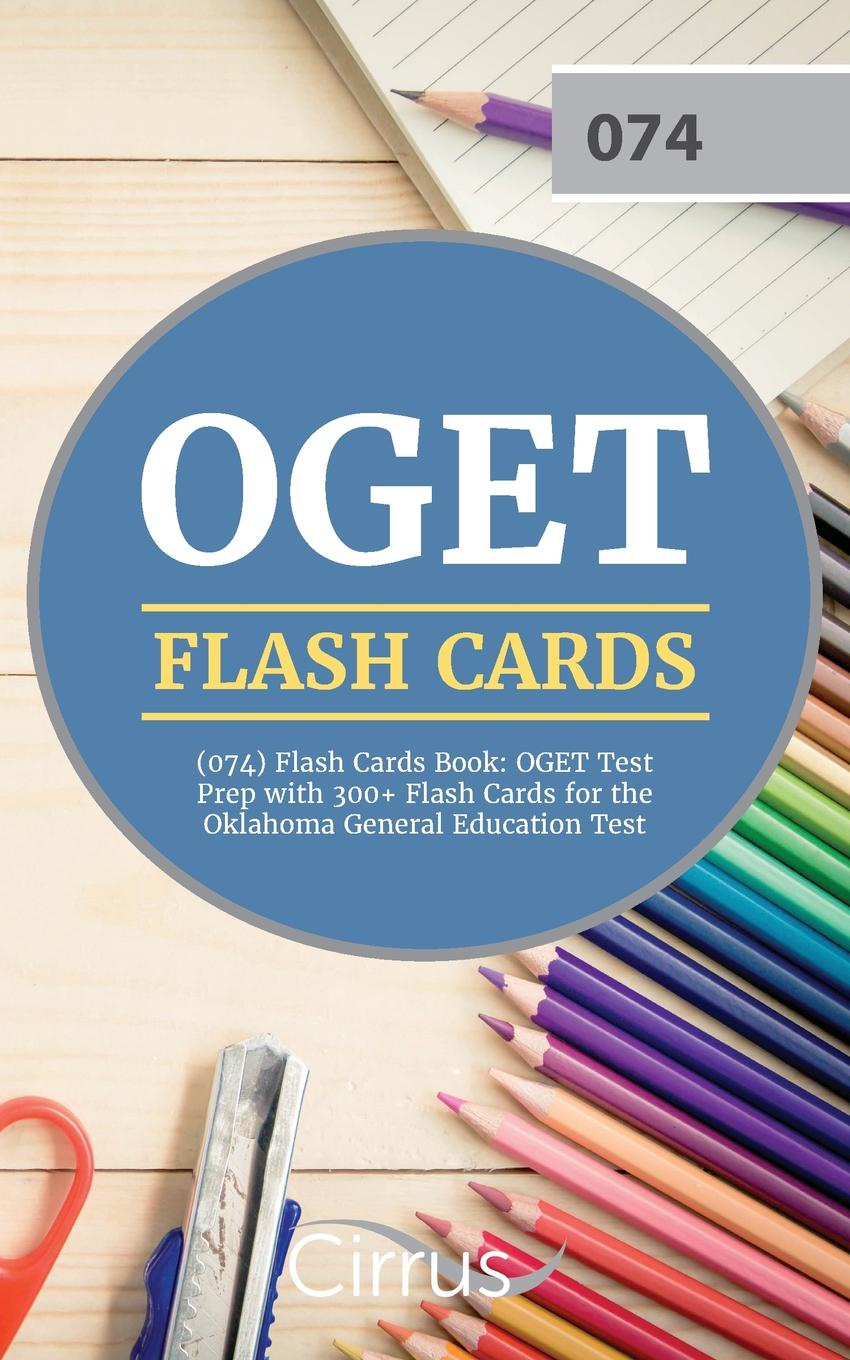 Cirrus Teacher Certification Exam Team OGET (074) Flash Cards Book. OGET Test Prep with 300+ Flashcards for the Oklahoma General Education Test waterproof wooden cirrus pattern wall hanging tapestry