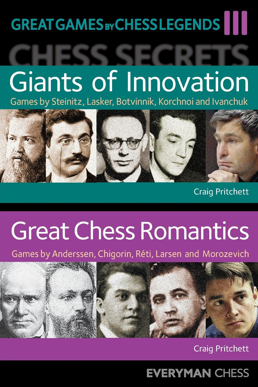 Neil McDonald, Colin Crouch Great Games by Chess Legends. Volume 3 цена и фото