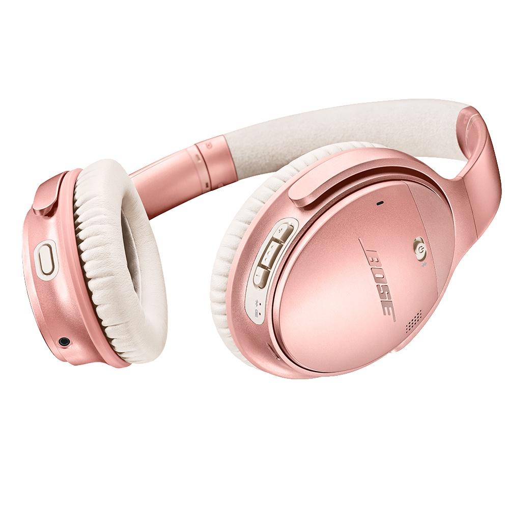 Беспроводные наушники Bose QuietComfort 35 II Розовое золото