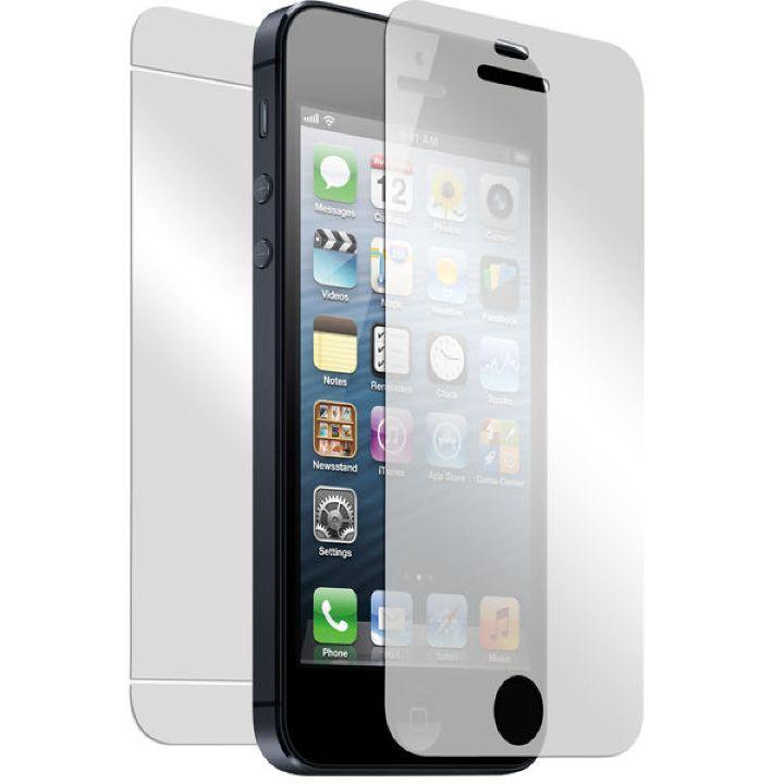Защитное стекло Artoriz premium для Apple iPhone 5/5S/SE с двух сторон защитное стекло luxcase для apple iphone 5 5s se 0 2 мм гибридное прозрачное