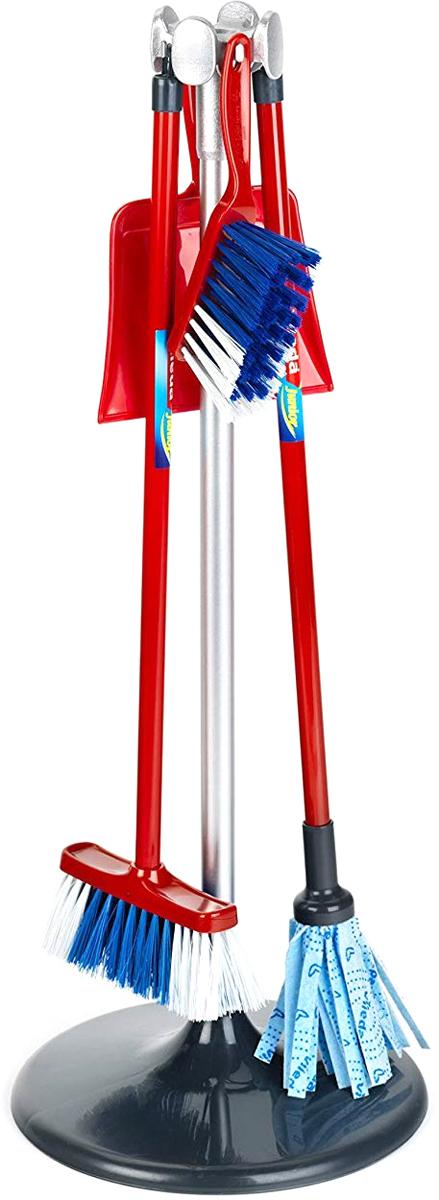 купить Игровой набор Klein Vileda: уборочная станция по цене 1560 рублей