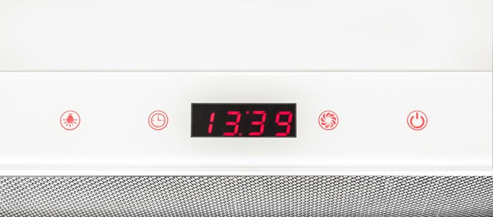 Вытяжка кухонная GRAND Toledo sensor (60см, белый) . ...