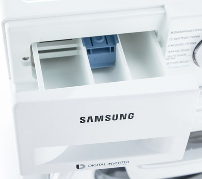 Стиральная машина Samsung WW65K42E08W, white