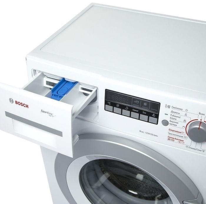 Стиральная машина Bosch WLG 2426 WOE, белый Bosch
