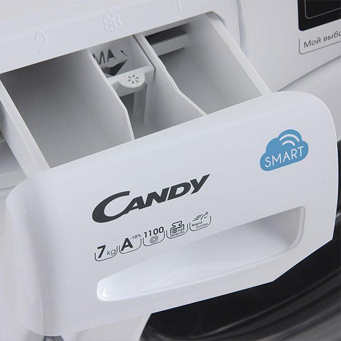Стиральная машина Candy CS4 1172D1/2-07, белый Candy