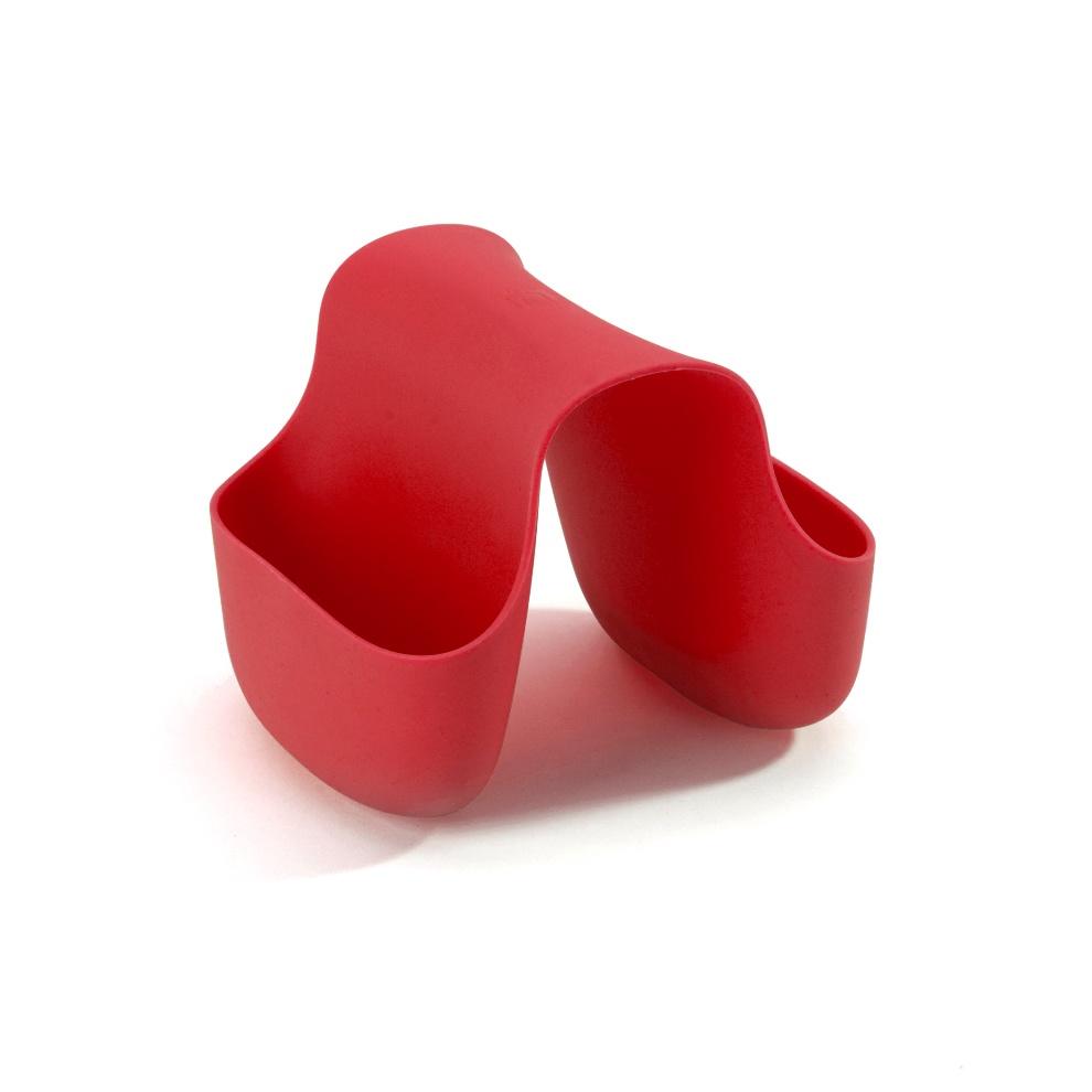 Органайзер для раковины Umbra Saddle красный