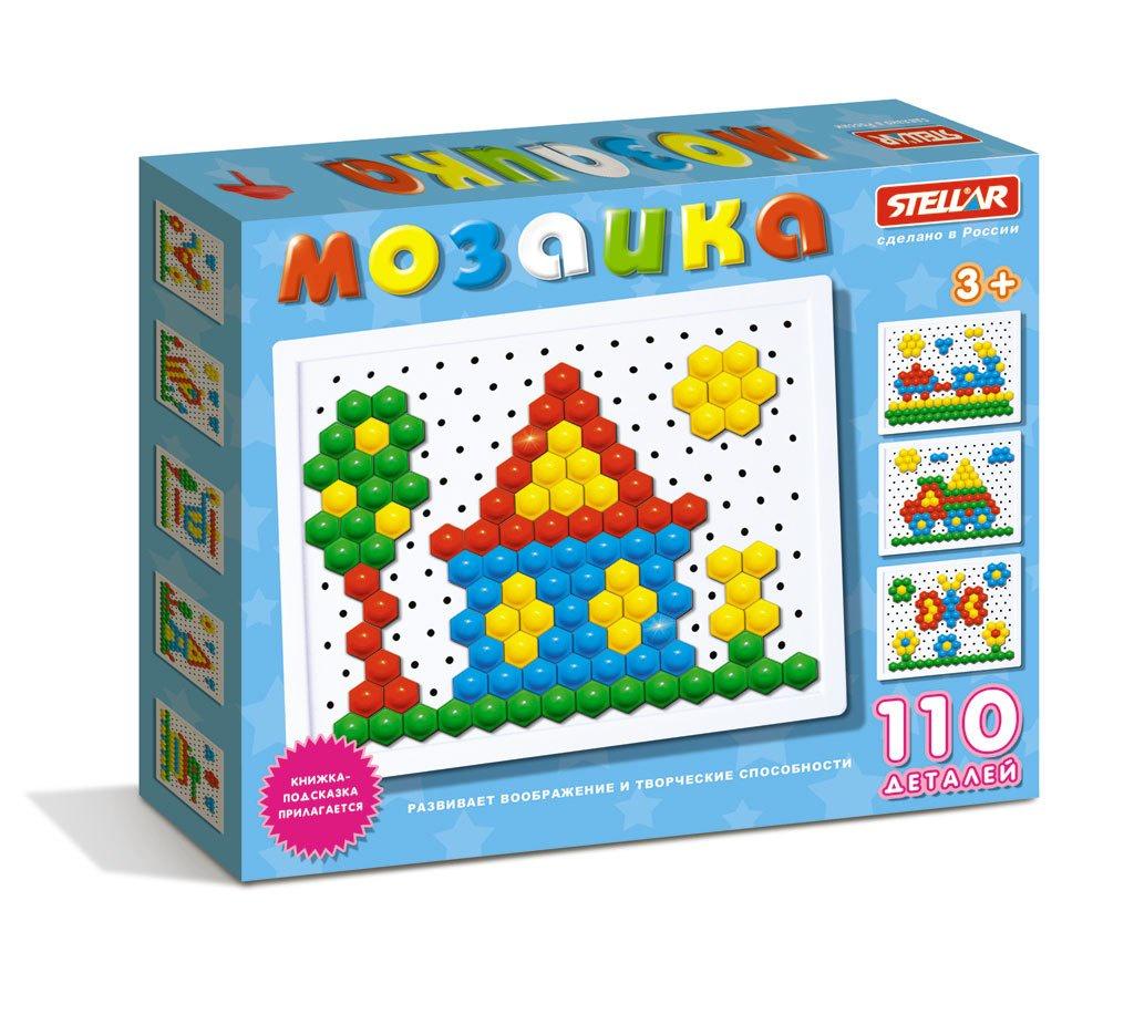 Картинки мозаики для детей