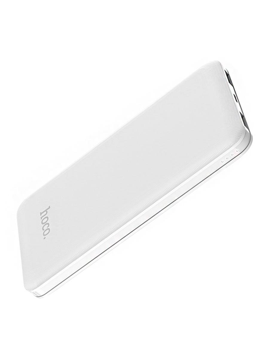 Внешний аккумулятор 10000 mAh, hoco, J26, 808PS1VAMY-330098, белый