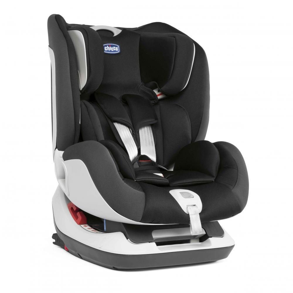 CHICCO Автокресло SEAT - UP 012 Jet Black (Группа 0/1/2) автокресло chicco seat up 012 краш тест