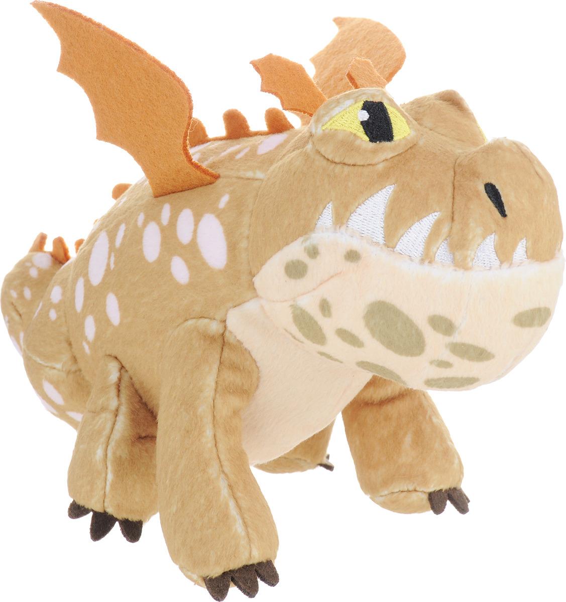 Игрушка мягкая Dragons Драконы, 66606, высота 17,5 см цена