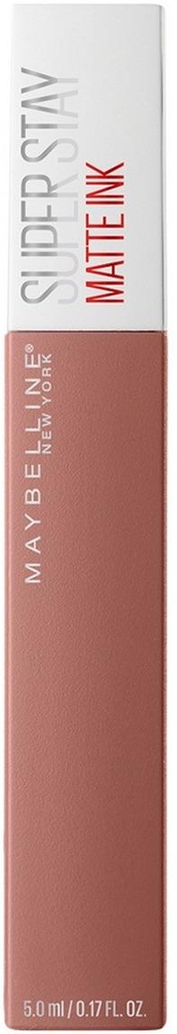 купить Maybelline New York Суперстойкая жидкая матовая помада для губ